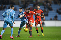Coventry City v Wycombe Wanderers - 22.12.2017