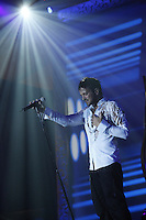 Peter Andre performs at the Venetian in Macau at the International Indian Film Academy (IIFA) awards yesterday 12th June 2009 in Macau, the ex-Potuguese enclave, now a special region of China.<br />