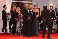 Adele Exarchopoulos and Matthias Schoenaerts walks the red carpet ahead of the 'Racer And The Jailbird (Le Fidele)' screening during the 74th Venice Film Festival at Sala Grande on September 8, 2017 in Venice, Italy.<br /> CAP/GOL<br /> &copy;GOL/Capital Pictures