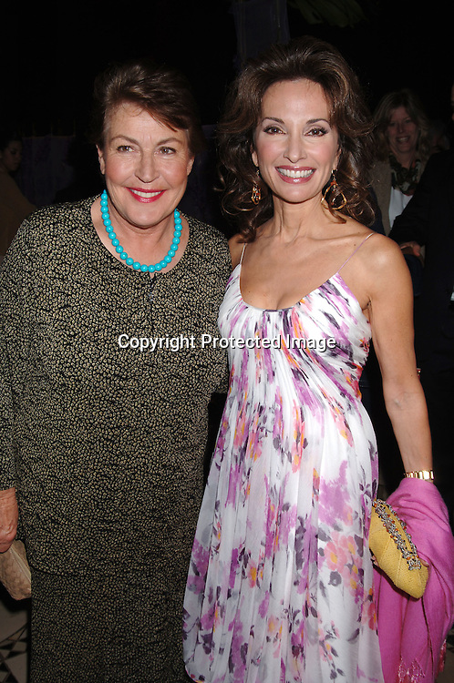 Helen Reddy and Susan Lucci ..at The 5th Annual Women Who Care Luncheon benefitting ..United Cerebral Palsy of New York City on May 4, 2006 ..at Cipriani 42nd Street...Robin Platzer, Twin Images