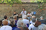 MITO per la citta, appuntamenti musicali itineranti per Settembre Musica. Il gruppo dei Tritono alla Cooperativa Frassati