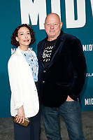 "LOS ANGELES - NOV 5:  Carsten H.W. Lorenz at the ""Midway"" Premiere at the Village Theater on November 5, 2019 in Westwood, CA"