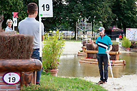 2017 FRA-Haras de Jardy International Eventing Show. Versailles, France. Friday 14 July. Copyright Photo: Libby Law Photography