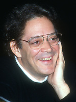 Raul Julia<br /> 1990s<br /> Photo By Michael Ferguson/CelebrityArchaeology.com