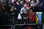 USA, NEW YORK, November 24, 2011.People attend the Macy's Thanksgiving day parade in New York, November 24,2011. VIEWpress / Kena Betancur.The Macy's parade is considered by many to be the official start of the holiday season. Balloons, bands and dignitaries trooped through midtown Manhattan Thursday morning for the 85th annual Macy's Thanksgiving Day Parade. Media Reported.