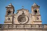 Exterior and entrance, Bonany Monastery, Mallorca