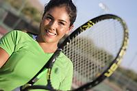 tenista Sonorence Gabriela Rodríguez sera galardonada en los estados unidos por parte del comite de UsOpen y recibirá una beca por los logros realizados en este deporte.