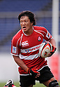Takashi Kikutani (JPN), APRIL 25, 2009 - Rugby : HSBC Asian 5 Nations 2009 between Japan 87-10 Kazakhstan at Kintstsu Hanazono Rugby Grouns, Tokyo, Japan. (Photo by Atsushi Tomura/AFLO SPORT) [1035] .