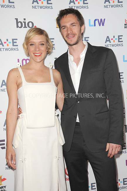WWW.ACEPIXS.COM . . . . . .May 8, 2013...New York City....Chloe Sevigny and James D'Arcy attend A&E Networks 2013 Upfront at Lincoln Center on May 8, 2013 in New York City ....Please byline: KRISTIN CALLAHAN - ACEPIXS.COM.. . . . . . ..Ace Pictures, Inc: ..tel: (212) 243 8787 or (646) 769 0430..e-mail: info@acepixs.com..web: http://www.acepixs.com .