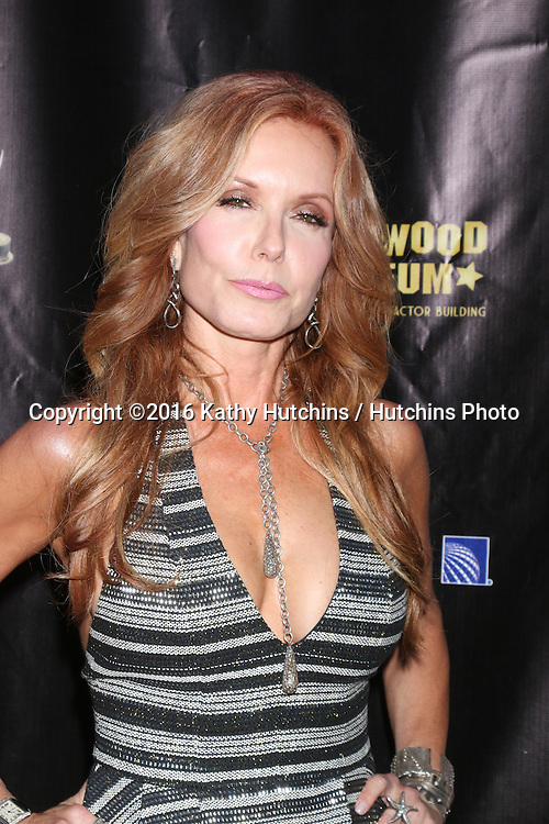 LOS ANGELES - APR 27:  Tracey Bregman at the 2016 Daytime EMMY Awards Nominees Reception at the Hollywood Museum on April 27, 2016 in Los Angeles, CA