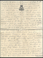 BNPs.co.uk (01202 558833)<br /> Pic: IAALtd/BNPS <br /> <br /> ***Use Full Byline***<br /> <br /> Page sixteen of Edward VIII letter. <br /> <br /> A remarkable letter written by controversial monarch Edward VIII that exposes him as an ungrateful, sexist and racist prince has come to light.<br /> The Prince of Wales, who later became the first King to voluntarily abdicate, told of the 'miserable and loathsome' time he was having on a Caribbean cruise.<br /> He visited Barbados in 1920 in what was supposed to be a diplomatic trip of the British Empire but he described the tropical paradise as a 'bum place'.<br /> The Royal reported the local scenery as being 'ugly' and he found the 'coloured population' to be 'revolting'.<br /> The letter is being sold on Saturday in London.