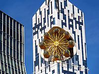 Hotel Radisson und Apartment-Haus in ehemaliger Universität, Batumi, Adscharien - Atschara, Georgien, Europa<br /> Hotel radisson and Apartment house in former university, Batumi, Adjara,  Georgia, Europe