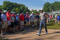 Julian Suri (USA) heads to 11 during 1st round of the 100th PGA Championship at Bellerive Country Cllub, St. Louis, Missouri. 8/9/2018.<br /> Picture: Golffile | Ken Murray<br /> <br /> All photo usage must carry mandatory copyright credit (© Golffile | Ken Murray)
