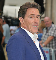 Rob Brydon at the &quot;Swimming With Men&quot; UK film premiere, Curzon Mayfair, Curzon Street, London, England, UK, on Wednesday 04 July 2018.<br /> CAP/CAN<br /> &copy;CAN/Capital Pictures