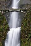 Multnoma falls in Oregon