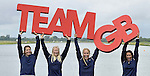 14/06/2016 - TeamGB and ParalympicGB announce their canoe sprint teams for Rio2016 - Dorney Lake UK