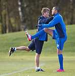 091110 Rangers training