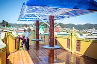 Javier Luna Hernandez's soon to be restaurant in San Juan Chamula. Arquitectura Libre / Free Architecture, Chiapas, Mexico