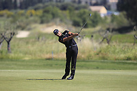 Haydn Porteous (RSA) on the 3rd fairway during Round 3 of the Rocco Forte Sicilian Open 2018 on Saturday 12th May 2018.<br /> Picture:  Thos Caffrey / www.golffile.ie<br /> <br /> All photo usage must carry mandatory copyright credit (&copy; Golffile   Thos Caffrey