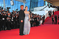 "Sean Penn with his daughter Dylan Frances Penn attends the ""The Last Face"" Premiere during the 69th Annual International Cannes Film Festival in Cannes, France, 20th May 2016. Photo Credit: Timm/face to face/AdMedia"