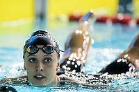 BAKER Kathleen USA<br /> 50 Dorso Donne Finale<br /> 45 Trofeo Nico Sapio Fin<br /> Genova, Piscina La Sciorba 9-10/11/2018<br /> Photo A.Masini/Deepbluemedia/Insidefoto
