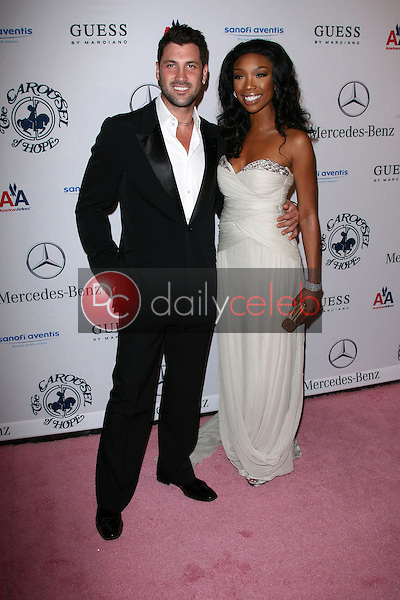Brandy Norwood<br /> at the 32nd Anniversary Carousel Of Hope Ball, Beverly Hilton Hotel, Beverly Hills, CA. 10-23-10<br /> David Edwards/Dailyceleb.com 818-249-4998