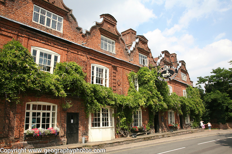 The Scole Inn 1655 Free House, Scole, Norfolk, England