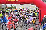 Cycleist from all over Kerry who took part in the 70k Tour Le Ballyfinnane 5th Annaul Cycle on Saturday morning to raise funds for the Ballyfinnane Community.