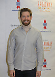 Rory O'Malley at the 27th Annual Broadway Flea Market & Grand Auction to benefit Broadway Cares/Equity Fights Aids in Shubert Alley, New York City, New York.  (Photo by Sue Coflin/Max Photos)