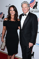 BEVERLY HILLS, CA, USA - SEPTEMBER 27: Verena King, Bruce Boxleitner arrive at the 4th Annual American Humane Association Hero Dog Awards held at the Beverly Hilton Hotel on September 27, 2014 in Beverly Hills, California, United States. (Photo by Xavier Collin/Celebrity Monitor)