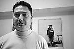 """Napoli, Scampia. Michele, ex-spacciatore, agli arresti domiciliari nel suo appartamento all'interno delle """"Vele"""""""