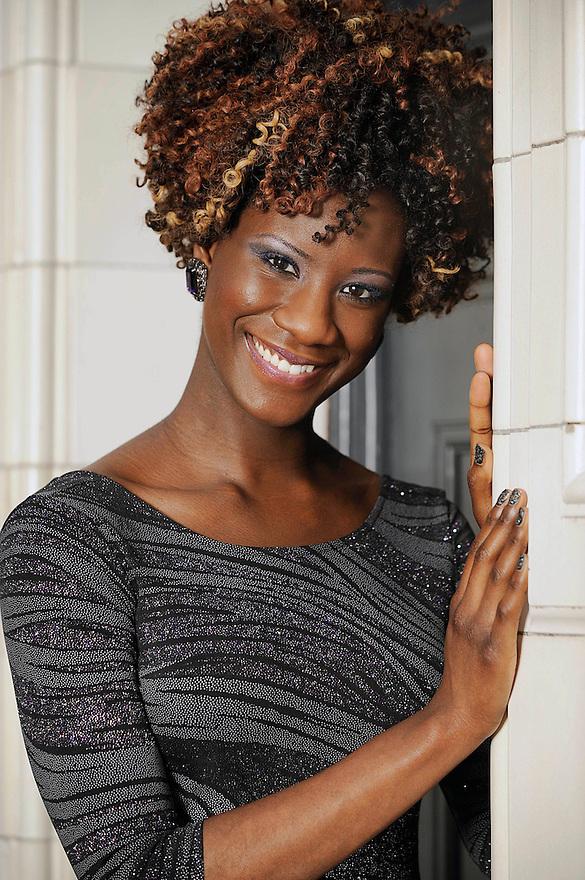 Panto star Moyo Omoniyi...... ..