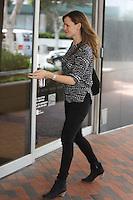SANTA MONICA, CA - MARCH 11: Jennifer Garner seen arriving to a medical facility in Santa Monica, California on March 11, 2014. SP1/Starlitepics /NortePhoto