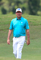 Scott Hend (AUS) in action on the 2nd fairway during Round 1 of the Maybank Championship at the Saujana Golf and Country Club in Kuala Lumpur on Thursday 1st February 2018.<br /> Picture:  Thos Caffrey / www.golffile.ie<br /> <br /> All photo usage must carry mandatory copyright credit (&copy; Golffile | Thos Caffrey)