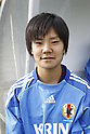Yu Nakasato (JPN), APRIL 3, 2012 - Football / Soccer : Women's International Friendly match between France B and U-20 Japan in Clairefontaine, France. (Photo by AFLO SPORT)