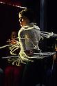 "Edinburgh, UK. 02.08.2016. Alba Flamenca presents the self-titled show, ""Alba Flamenca"", as part of the Edinburgh Festival Fringe.  Picture shows: Maria del Mar Suarez ('La Chachi'). Photograph © Jane Hobson."