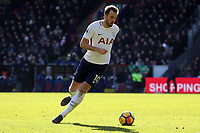 Harry Kane of Tottenham Hotspur during Crystal Palace vs Tottenham Hotspur, Premier League Football at Selhurst Park on 25th February 2018