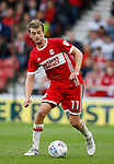 Patrick Bamford of Middlesbrough during the Championship match at the Riverside Stadium, Middlesbrough. Picture date: August 12th 2017. Picture credit should read: Simon Bellis/Sportimage