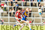 Kenmare in action against Paul Murphy Rathmore in the Senior County Football Semi Final in Fitzgerald Stadium on Sunday.