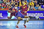 2013-11-30-FC Barcelona vs HC Vardar Skopjer: 30-23.