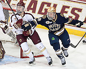 140314-PARTIAL-University of Notre Dame Fighting Irish at Boston College Eagles HE Quarters G1 (m)