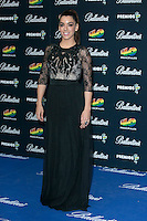 Ruth Lorenzo attend the 40 Principales Awards at Barclaycard Center in Madrid, Spain. December 12, 2014. (ALTERPHOTOS/Carlos Dafonte) /NortePhoto