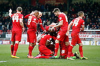 Leyton Orient vs Crawley Town 27-02-16