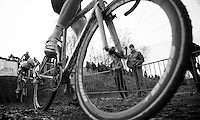 mud cross spectators<br /> <br /> GP Sven Nys 2014