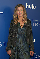 12 September 2018-  Los Angeles, California - Natascha McElhone. the premiere of Hulu's original drama series, The First held at The California Science Center. <br /> CAP/ADM/FS<br /> &copy;FS/ADM/Capital Pictures