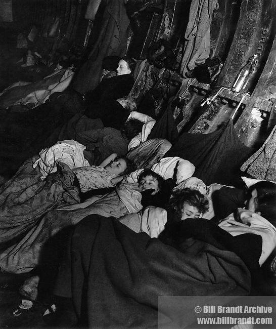 Underground shelter 1940
