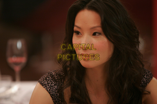 Lucky Number Slevin (2006) <br /> Lucy Liu<br /> *Filmstill - Editorial Use Only*<br /> CAP/KFS<br /> Image supplied by Capital Pictures