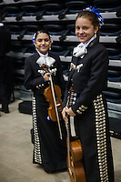 Davis Bilingual Magnet School of Tucson Unified School District performs at the 2015 WFTDA roller derby regional international tournament at the Tucson Convention Center. In 2019, Magnet Schools of America, named Davis Bilingual as one of the top 10 magnet schools in the country.