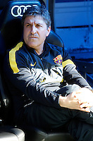 FC Barcelona's coach Jordi Roura during La Liga match.March 02,2013. (ALTERPHOTOS/Acero) /NortePhoto