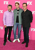 06 August 2019 - Beverly Hills, California - Andy Serkis, Joe Alwyn, Guy Pearce. 2019 FX Networks Summer TCA held at Beverly Hilton Hotel.    <br /> CAP/ADM/BT<br /> ©BT/ADM/Capital Pictures
